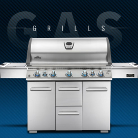 Mirage Series Gas Grills